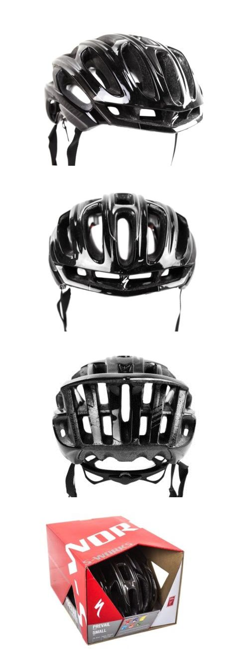 Helmets 70911: Brand New Specialized S-Works Small Prevail Aero Road Bike Bicycle Helmet Black BUY IT NOW ONLY: $149.0