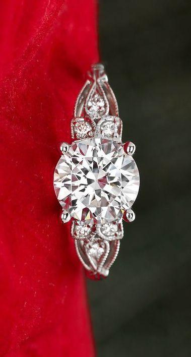 Rosabel Diamond Ring-(mine, mine, mine!)