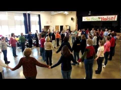 ▶️ Rob Amchin—Greater Rochester Orff Schulwerk Association March 2012—Shalom Chaveirim - YouTube