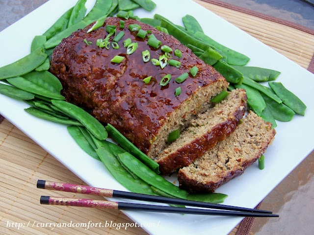 Hoisin Glazed Asian Meatloaf this sounds yummy.   RECIPES ...