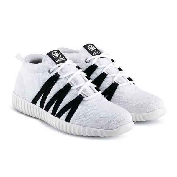 Beli Sepatu Sneakers Kets Dan Kasual Pria Bisa Untuk Jalan Santai