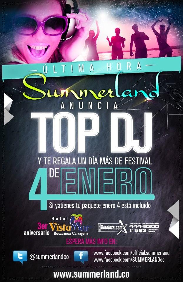 Summerland 2013