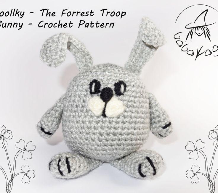 woollky bunny pattern
