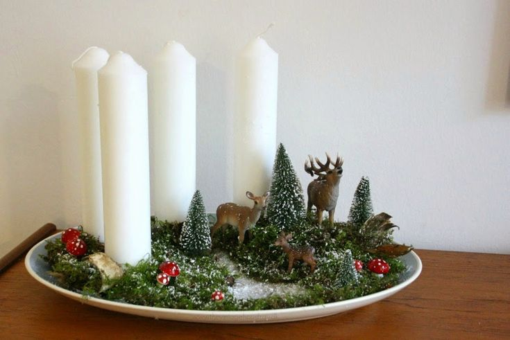 30 best advent wreaths images on pinterest advent. Black Bedroom Furniture Sets. Home Design Ideas