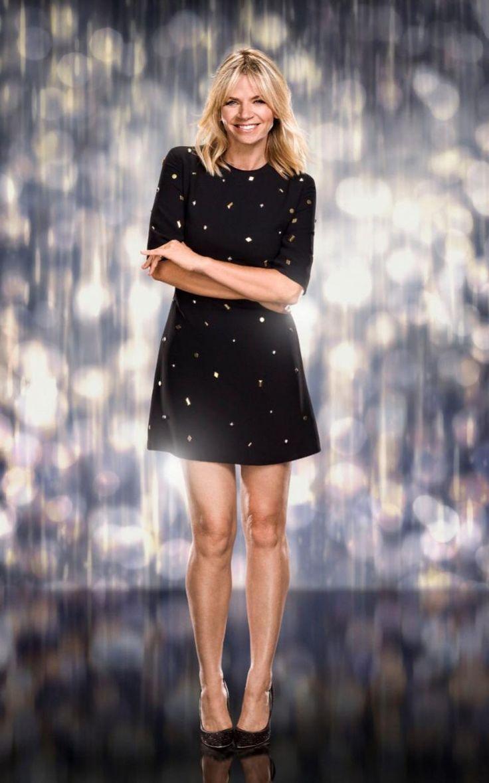 BBC Radio 2 presenter Zoe Ball
