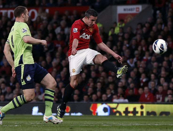 Van Persie's volley voted best by players with over 100 Premier League goals