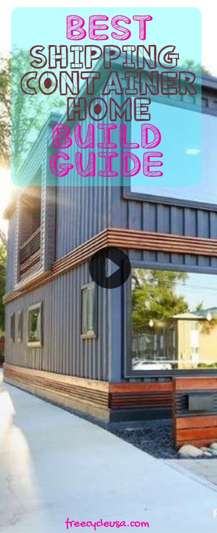 What to know before you start to build your Shipping Container Home