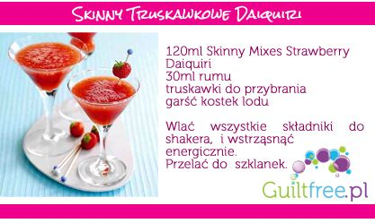 Skinny Mixes Cosmopolitan 0kcal - mix do drinków light - Guilt Free