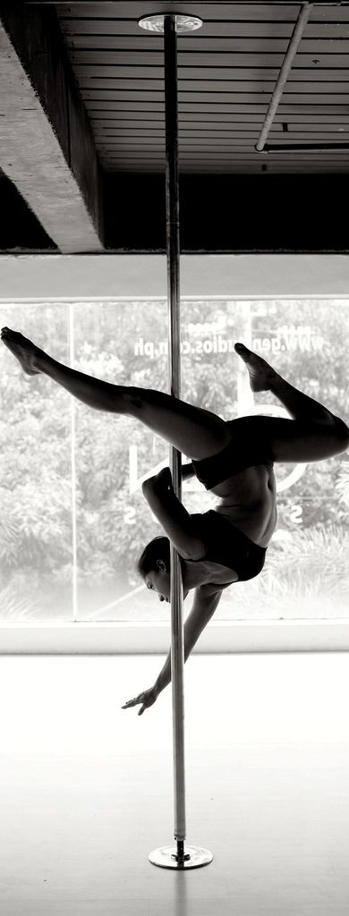 I will be this good at pole dancing one day..