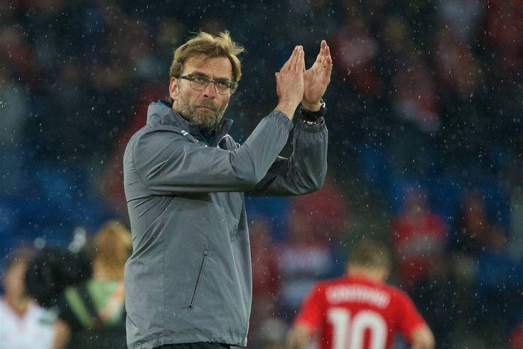 Jurgen Klopp's inspirational speech to broken players, after Europa League heartache in Basel
