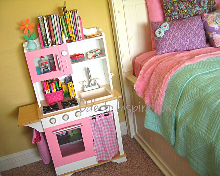 arts and crafts storage for kids...brilliant!: Kitchen Turned, Supply Center, Art And Crafts, Kids Room, Arts And Crafts, Art Supplies, Play Kitchens