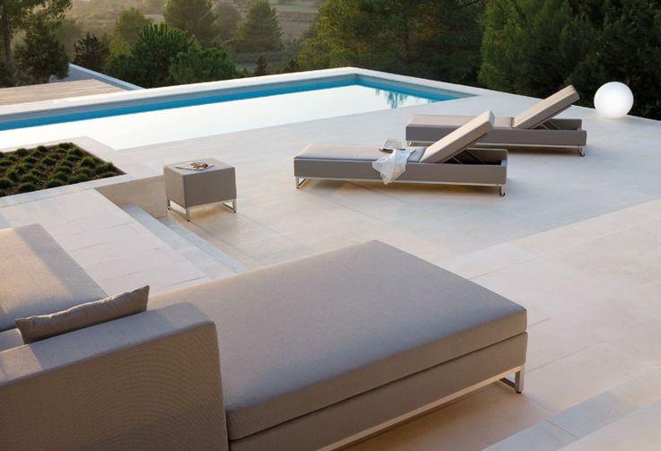 Manutti Zendo Speckle Lounge
