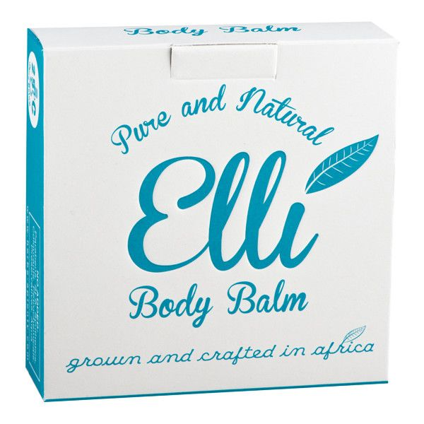 Elli Body Balm Elli via Polyvore featuring beauty products, bath & body products and body moisturizers