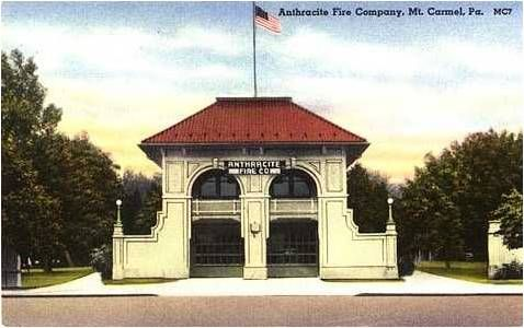 The Anthracite Fire Co., Mt. Carmel, PA