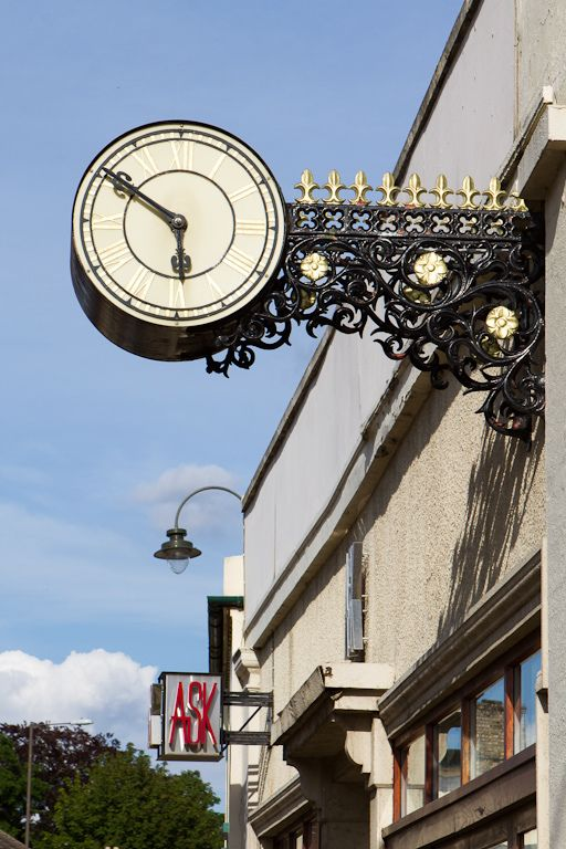 Biggleswade - Town Hall Clock (Biggleswade) | by steam60163