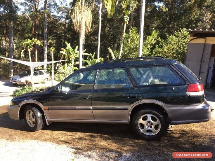 Subaru Outback 1996 Limited AWD Auto  #subaru #outback #forsale #australia