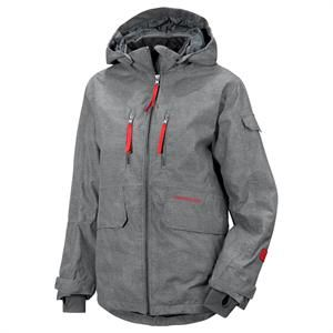 Vinterjakke Didriksons Carter Boys Vintage Denim Jacket.
