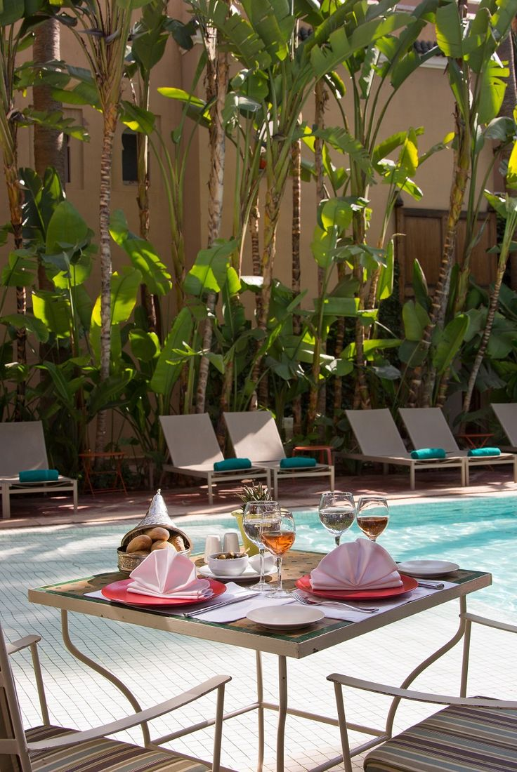 Brunch Marrakech : Top 8 adresses pour un week end détente et gourmandise