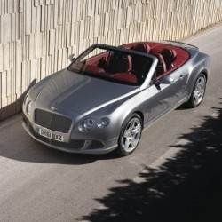 Drop-top Gorgeous 2012 Bentley Continental GTC (W12)