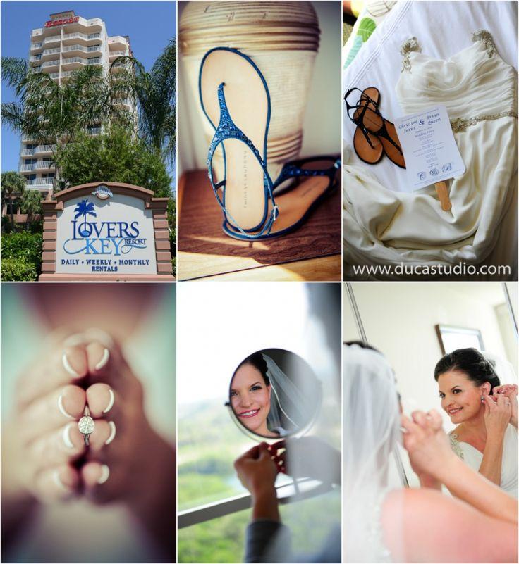 LOVERS KEY RESORT FLORIDA WEDDING PHOTOGRAPHY
