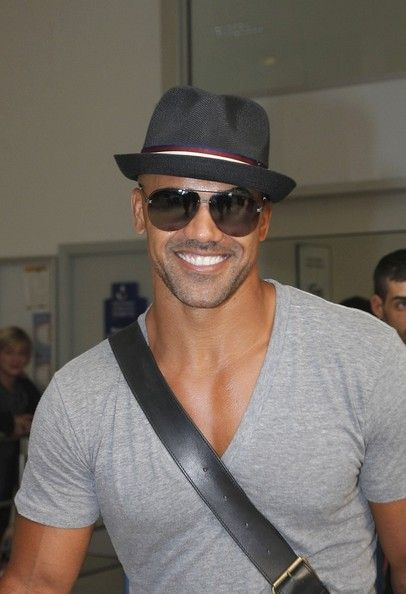 Shemar Moore - my favourite part of criminal minds