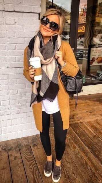 10 Great fall fashion womens outfits #style #fashi…