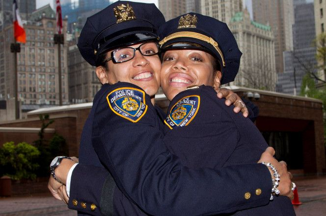Mom and daughter motivate each other to climb NYPD ranks | New York Post