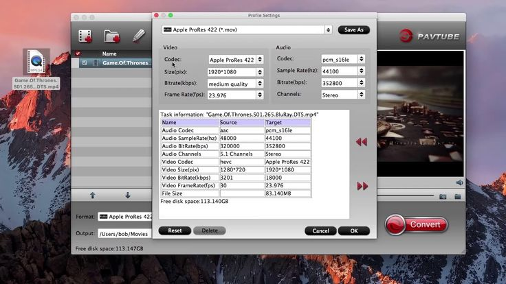 How to convert HEVC to ProRes for FCP X ?