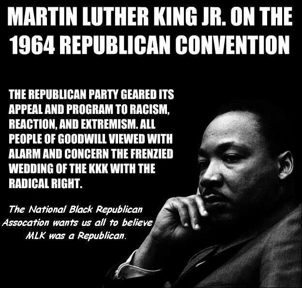 martin luther conservative or liberal — martin luther king jr 1967  it also matters for the history of white social and policy reactions to the race problem, liberal and conservative responses.