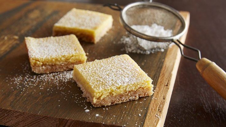Start with a Betty Crocker® cookie mix and turn out delectable homemade bars in no time!