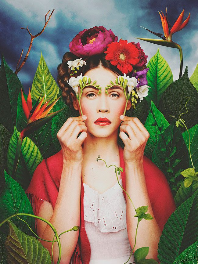 katie-watersell-frida-kahlo