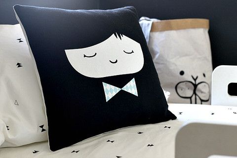 FRANKIE CUSHION COVER