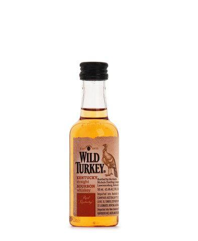 Wild Turkey Kentucky Bourbon PET 50ml