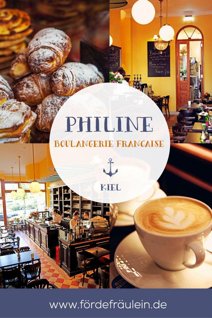 """Die """"Lust am Leben"""" in der Boulangerie Française - Förde Fräulein, Kiel, Café, Croissants, Frankreich, Kaffee, Cappuccino, Baguette, Holtenauer, Schleswig-Holstein"""