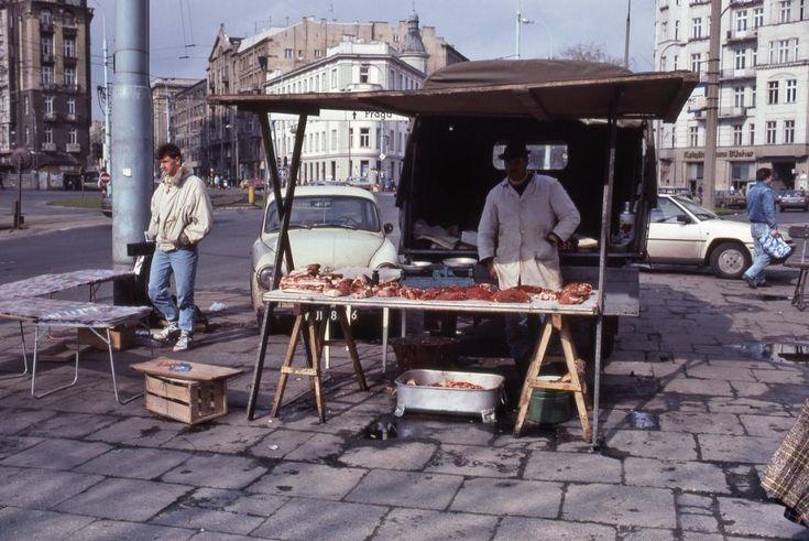 Artvolver - Tadeusz Rolke, przy placu Unii Lubelskiej