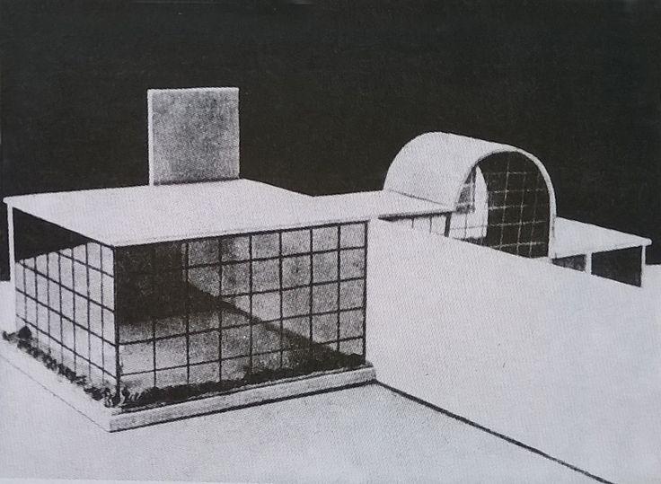 Katarzyna kobro projekt przedszkola funkcjonalnego 1936 for Couchtisch 1 00 x 1 00