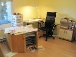 Hoogie in the Middle illustrator Dean Griffiths talks about his creative workspace