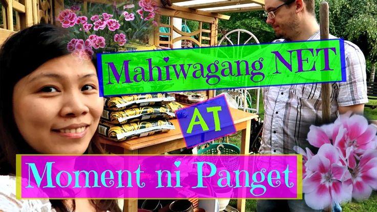 Vlog#56: Mahiwagang Net at Moment ni Panget | 🇸🇪