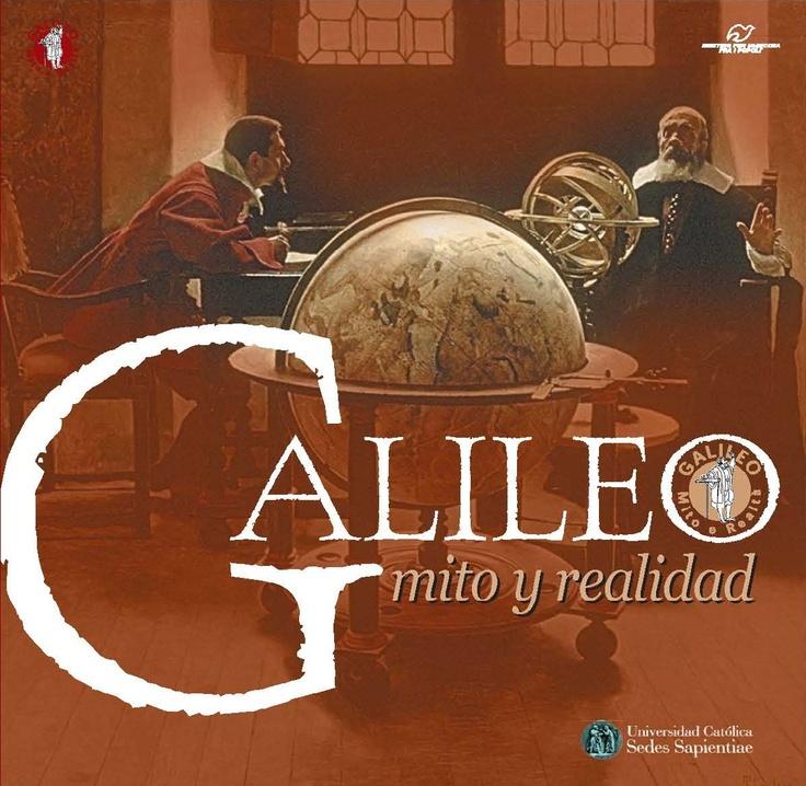 """""""Galileo. Mito y realidad"""", catálogo de la muestra histórico artística organizada por la Universidad Católica Sedes Sapientiae"""