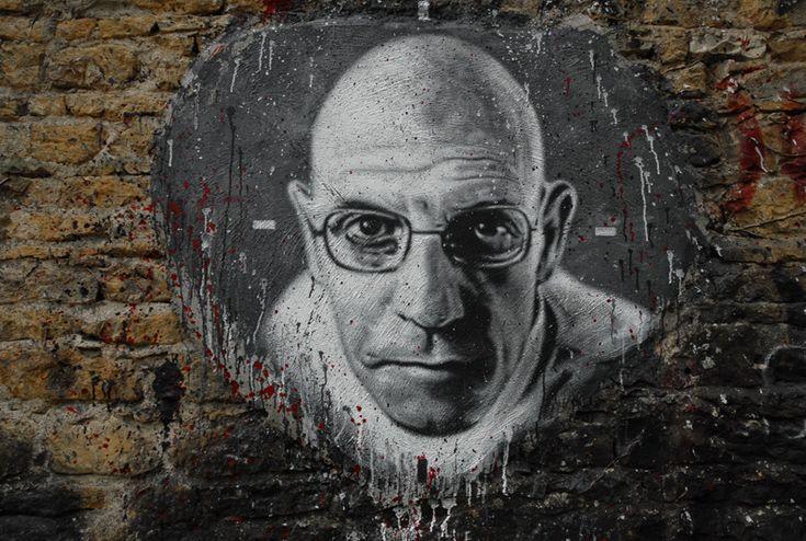 Michel Focault Mural - Michel Foucault – Wikipedia