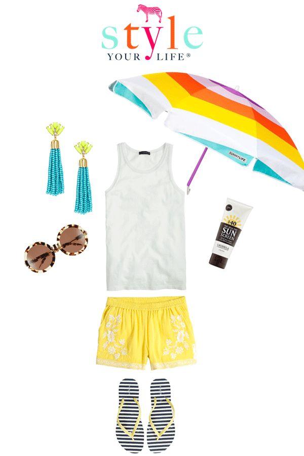 Summer Fun: Casual Friday