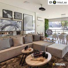 Projeto nosso para o decorado Bella Bonina, feito com muito carinho para a @trisul_sa !!! #Repost @trisul_sa with @repostapp ・・・ Que tal aproveitar o começo do ano e visitar o decorado do Bella Bonina? Na Alameda dos Boninas, 306, em Mirandópolis, próximo ao Shopping Metrô Santa Cruz. apartamentos #apartamentosTrisul #BellaBonina # Trisul # Vilamariana #SP #chrissilveira #arquitetosassociados #decor #decora #decoracao #decoration #decoracion #interiordesign #designdeinteriores #interiores…