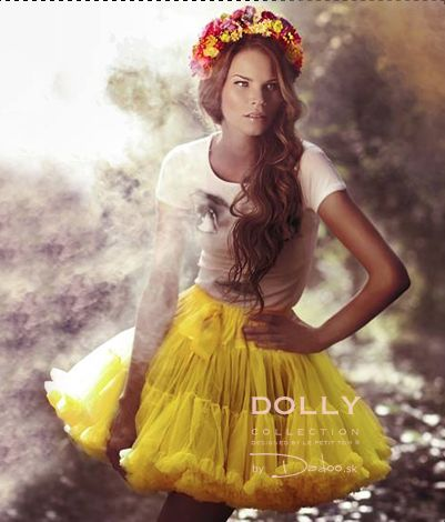 so fairy DOLLY - princess belle