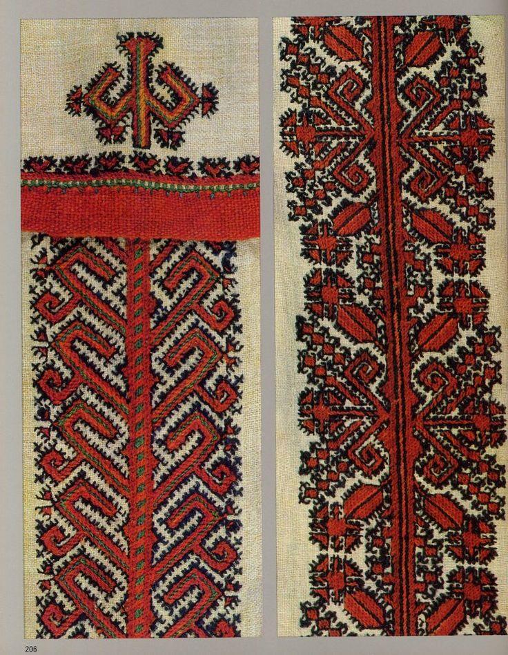 FolkCostume&Embroidery: Mari Folk Costume