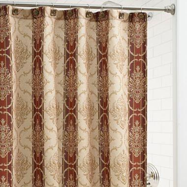 Croscill Classics 174 Madison Fabric Shower Curtain