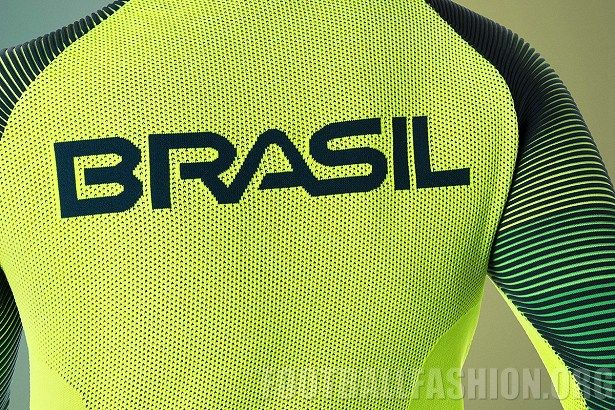 The Comitê Olímpico Brasileiro (Brazilian Olympic Committee) have presented the uniforms to be worn by Time Brasil (Team Brazil) at the Rio Olympic Games 2016.