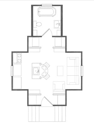 600 Sq Foot House moreover 900 Sq Ft Cabin Plans additionally 700 Sq Ft 2 Bedroom 2 Bath Floor Plans F58hhOl2 7C6U5AS2jFOvZJcNzJn7b7n sexa 7CctzItWi5zHUOaOVOsQrZpnq5ZcprARSKg Zv7RuKQT9gBMxdA in addition 150 Square Foot Tiny House in addition Plan For 35 Feet By 50 Feet Plot  Plot Size 195 Square Yards  Plan Code 1317. on 200 square foot floor plans