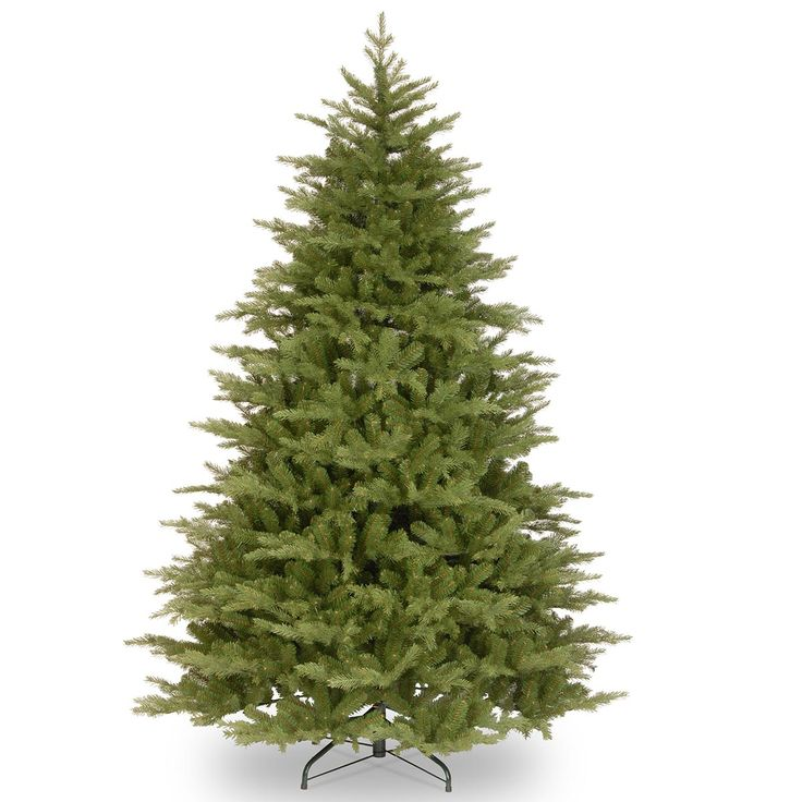 5.5ft Nordic Spruce Feel-Real Memory-Shape Artificial Christmas Tree