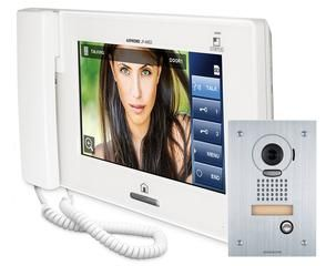 AiPhone JPS-4AEDF Video Intercom Kit