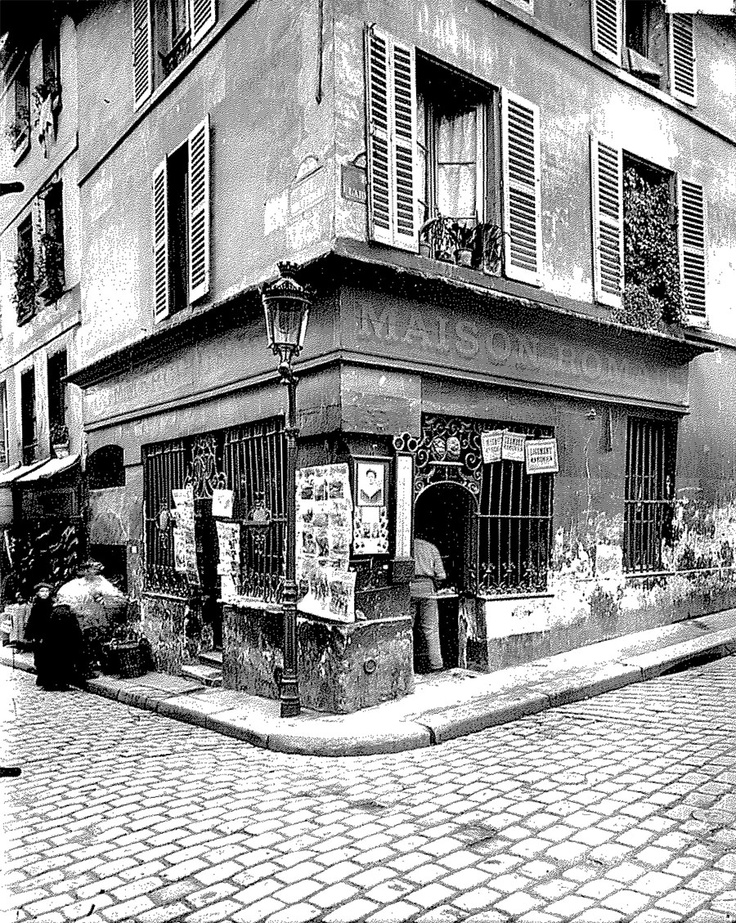 by Eugene Atget, Paris
